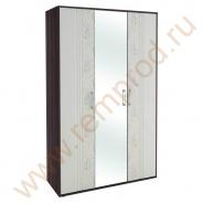 Шкаф трехдверный - Спальня Джулия Модуль 97.12