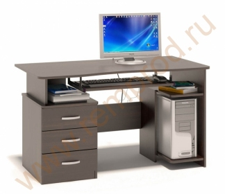 Компьютерный стол КСТ-08В