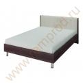 Кровать 1510х2130х950 (спальное место 1400х2000) - Спальня Джулия Модуль 97.02
