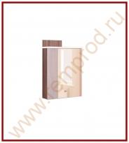 Зеркало с полками - Прихожая Лаура Модуль 38.05