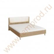 Кровать - Спальня Бриз Модуль 54.13