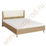 Кровать - Спальня Бриз Модуль 54.12