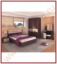 Спальня Ривьера Комплектация 5