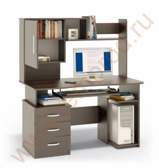 Компьютерный стол КСТ-08В+ надстройка КН-34В