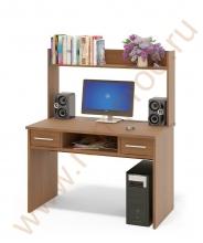 Компьютерный стол КСТ-107 + надстройка КН-17