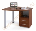Компьютерный стол КСТ-102 Испанский орех