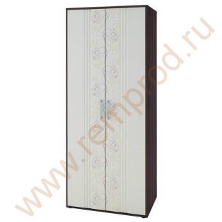 Шкаф двухдверный - Спальня Джулия Модуль 97.11