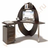 Компьютерный стол КСТ-101 + тумба КТ-101