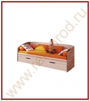 Кровать - Спальня Британия Модуль 52.11